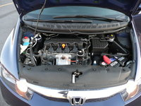 Picture of 2010 Honda Civic DX-VP, engine