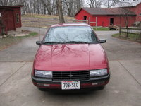 Picture of 1990 Chevrolet Corsica 4 Dr LT Sedan, exterior