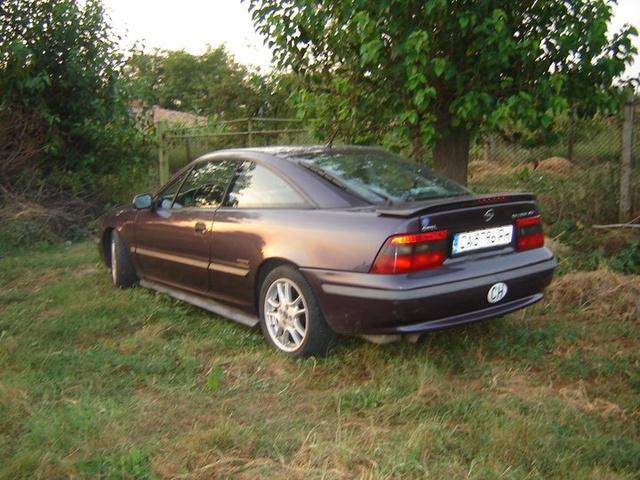 Picture of 1997 Opel Calibra