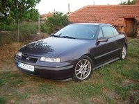 1997 Opel Calibra Overview