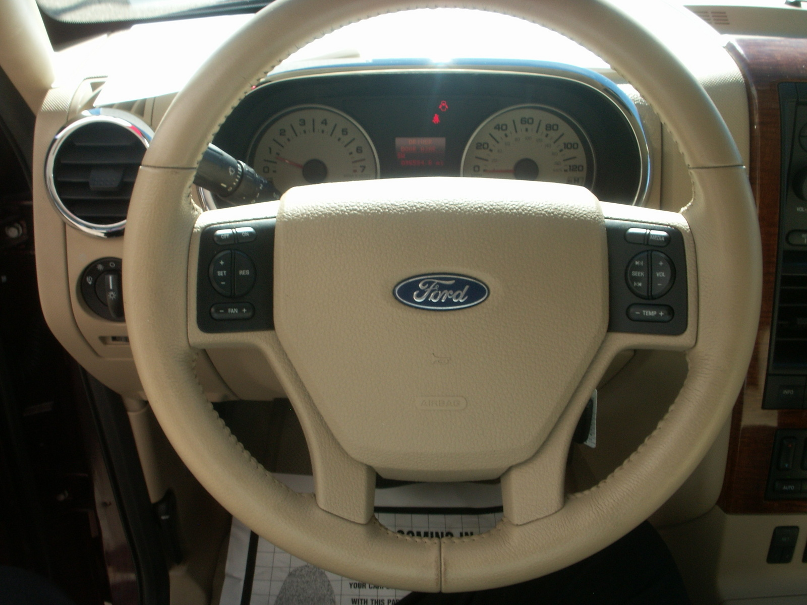 2006 ford explorer interior pictures cargurus