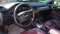1998 Audi A6 4 Dr 2.8 quattro AWD Sedan picture, interior
