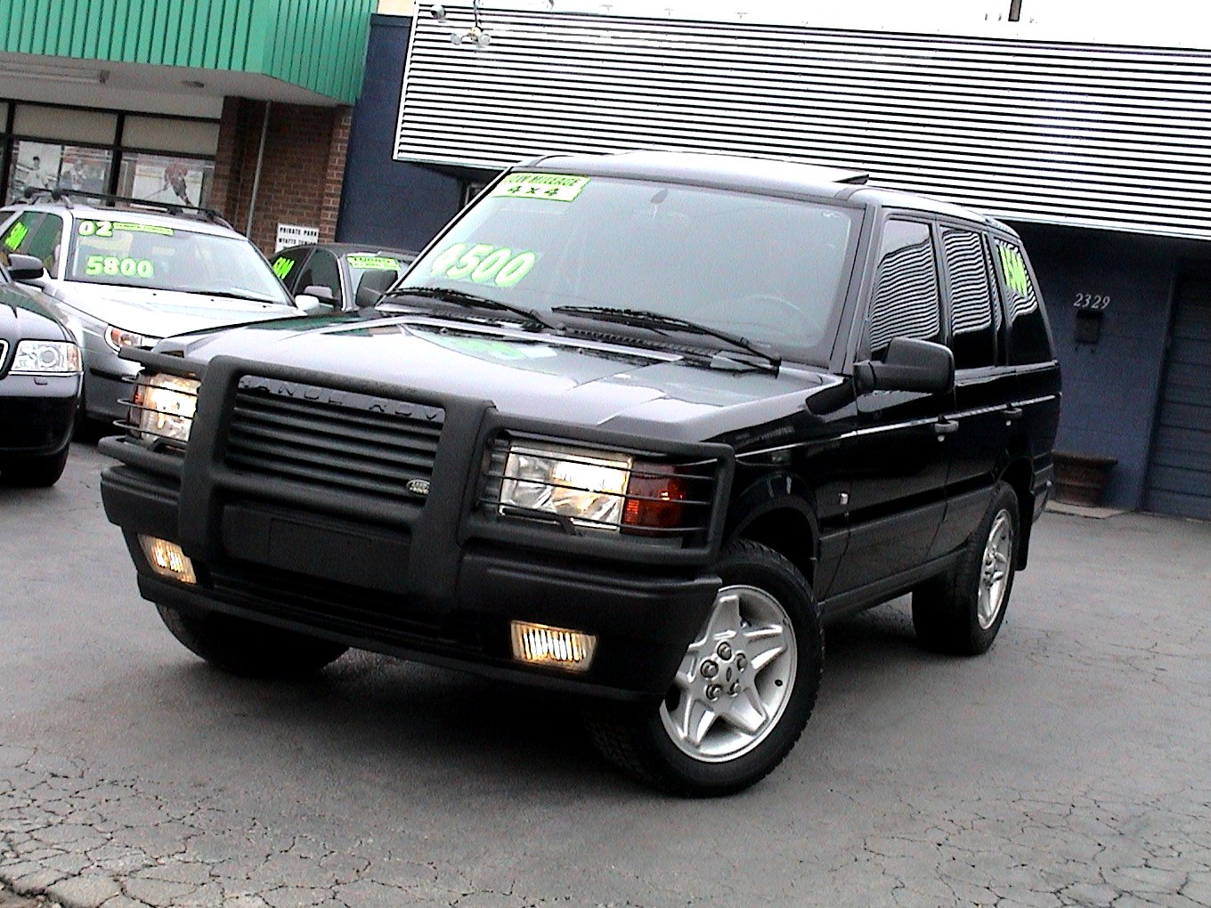 Who Owns Range Rover >> 1996 Land Rover Range Rover - Pictures - CarGurus
