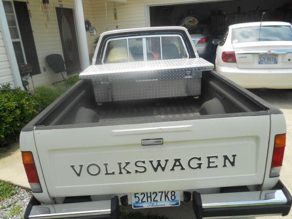 Picture of 1982 Volkswagen Caddy
