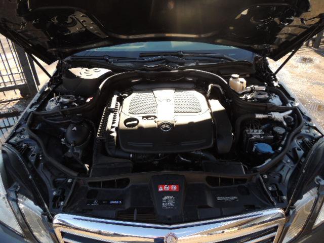 2012 Mercedes-Benz E-Class