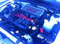 Picture of 2005 Subaru Impreza WRX STI Turbo AWD, engine, gallery_worthy