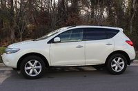 2009 Nissan Murano SL AWD picture, exterior