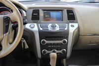2009 Nissan Murano SL AWD picture, interior