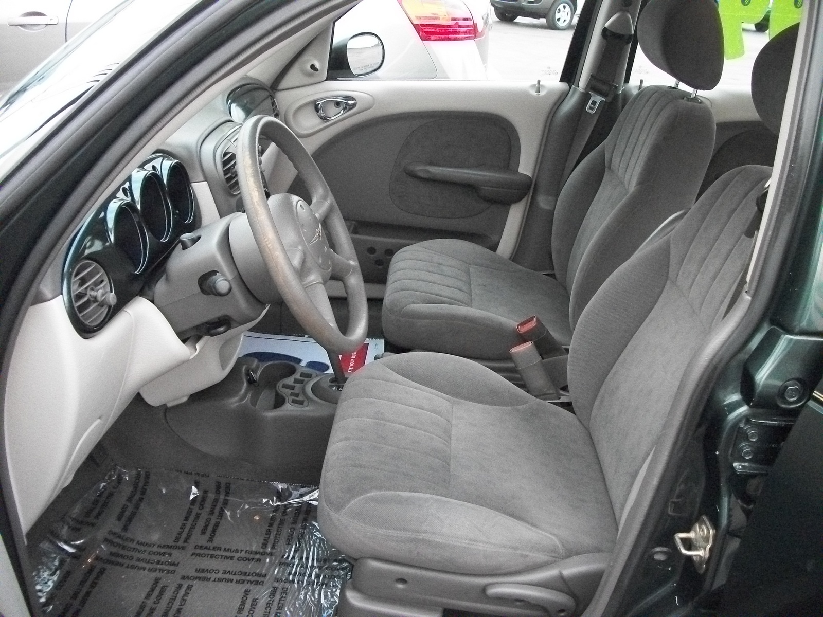2001 chrysler pt cruiser interior pictures cargurus. Black Bedroom Furniture Sets. Home Design Ideas