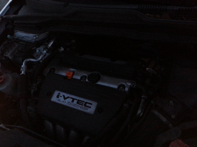 Picture of 2010 Honda CR-V LX, engine