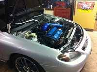 2003 Ford Escort ZX2 picture, engine
