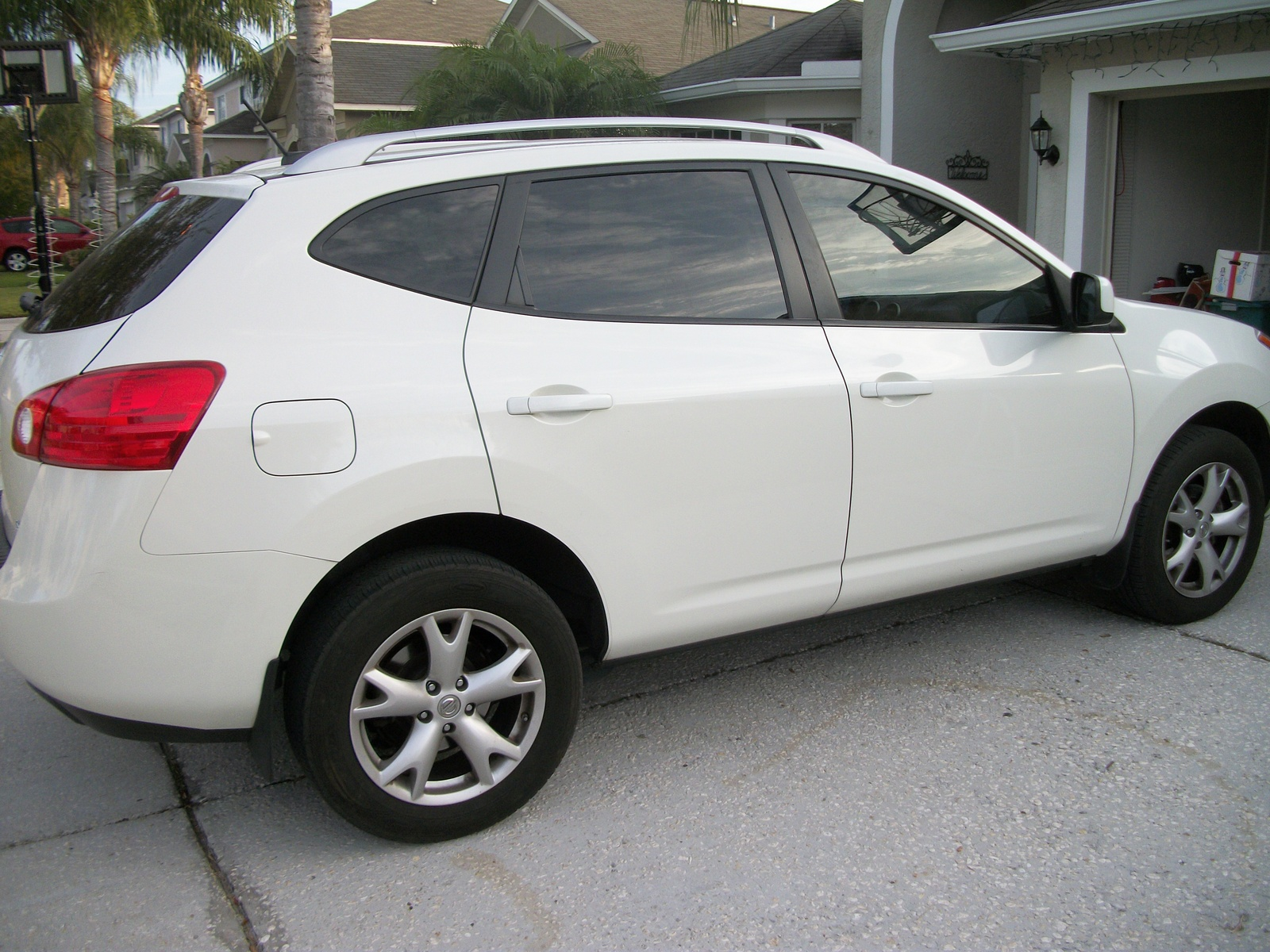 Used Nissan Rogue For Sale Houston Tx Cargurus: 2007 Nissan Rogue Interior