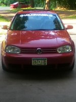 2001 Volkswagen GTI GLX picture, exterior