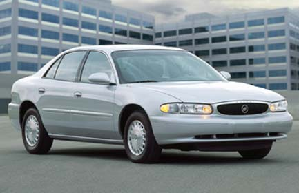 2005 Buick Century Base picture