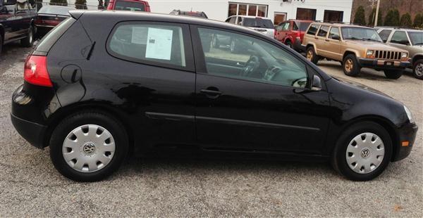 Picture of 2009 Volkswagen Rabbit 2-door, exterior