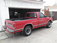 Picture of 1992 GMC Sonoma 2 Dr SLE Standard Cab SB, exterior