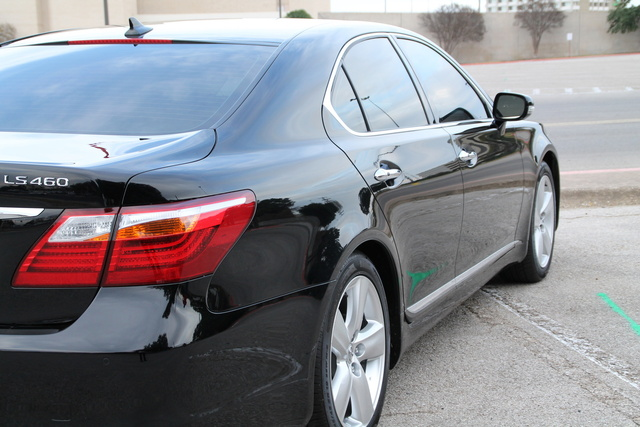 Picture of 2010 Lexus LS 460