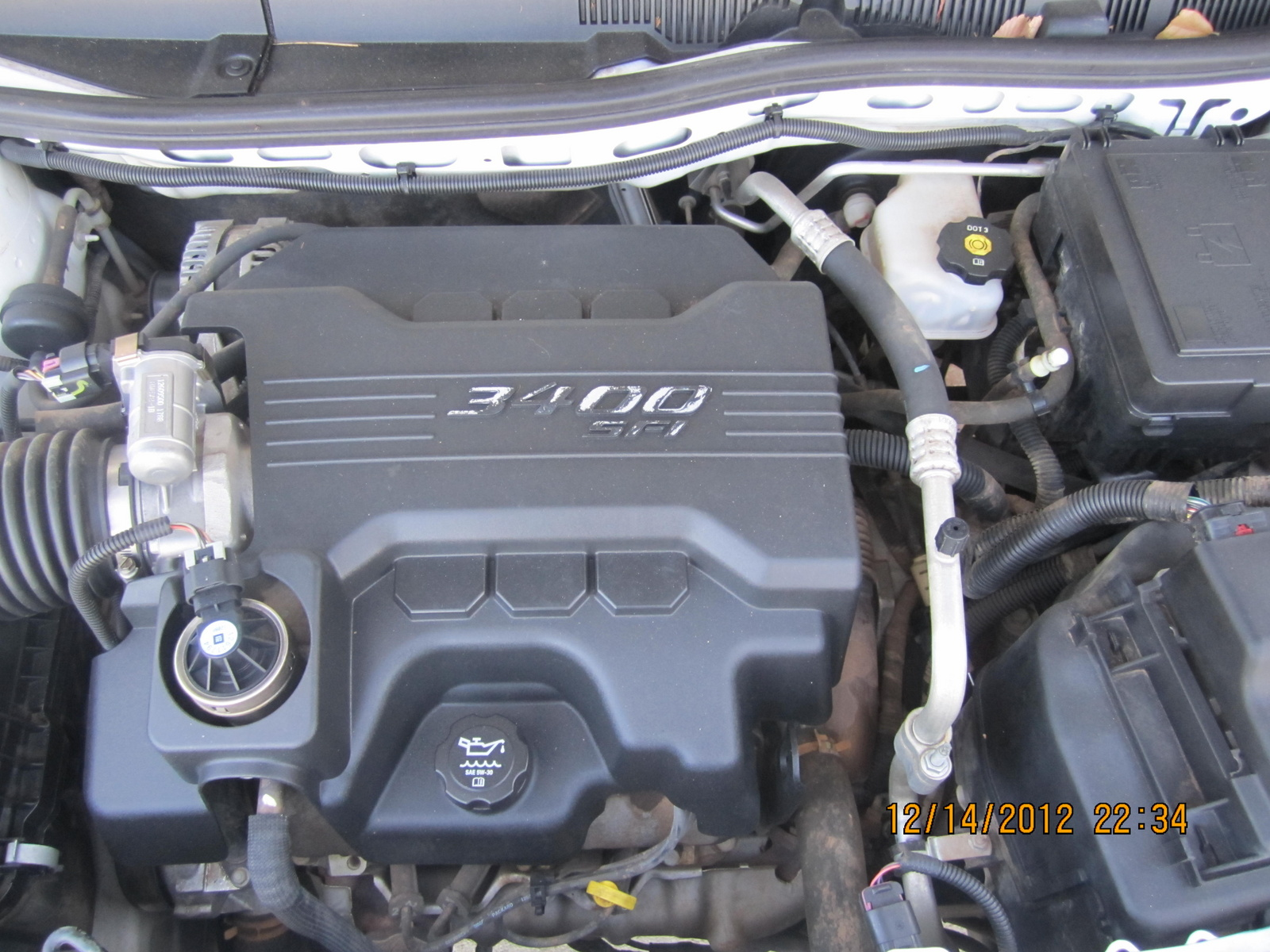 Picture of 2009 Chevrolet Equinox LT1, engine
