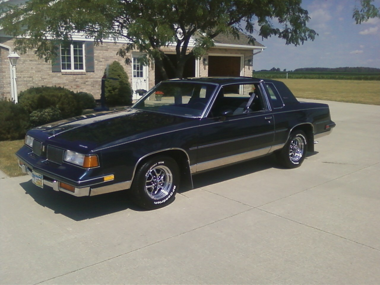 oldsmobile cutlass supreme questions how much is my 1987 cutlass