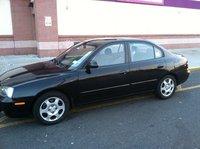 2003 Hyundai Elantra GLS picture, exterior