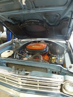 Picture of 1969 Plymouth Road Runner, engine