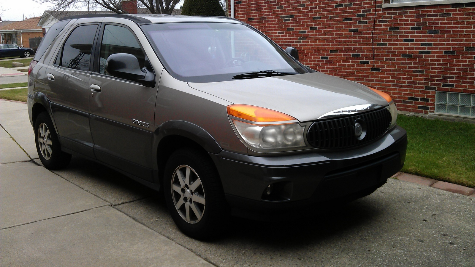 2002 buick rendezvous pictures cargurus. Cars Review. Best American Auto & Cars Review