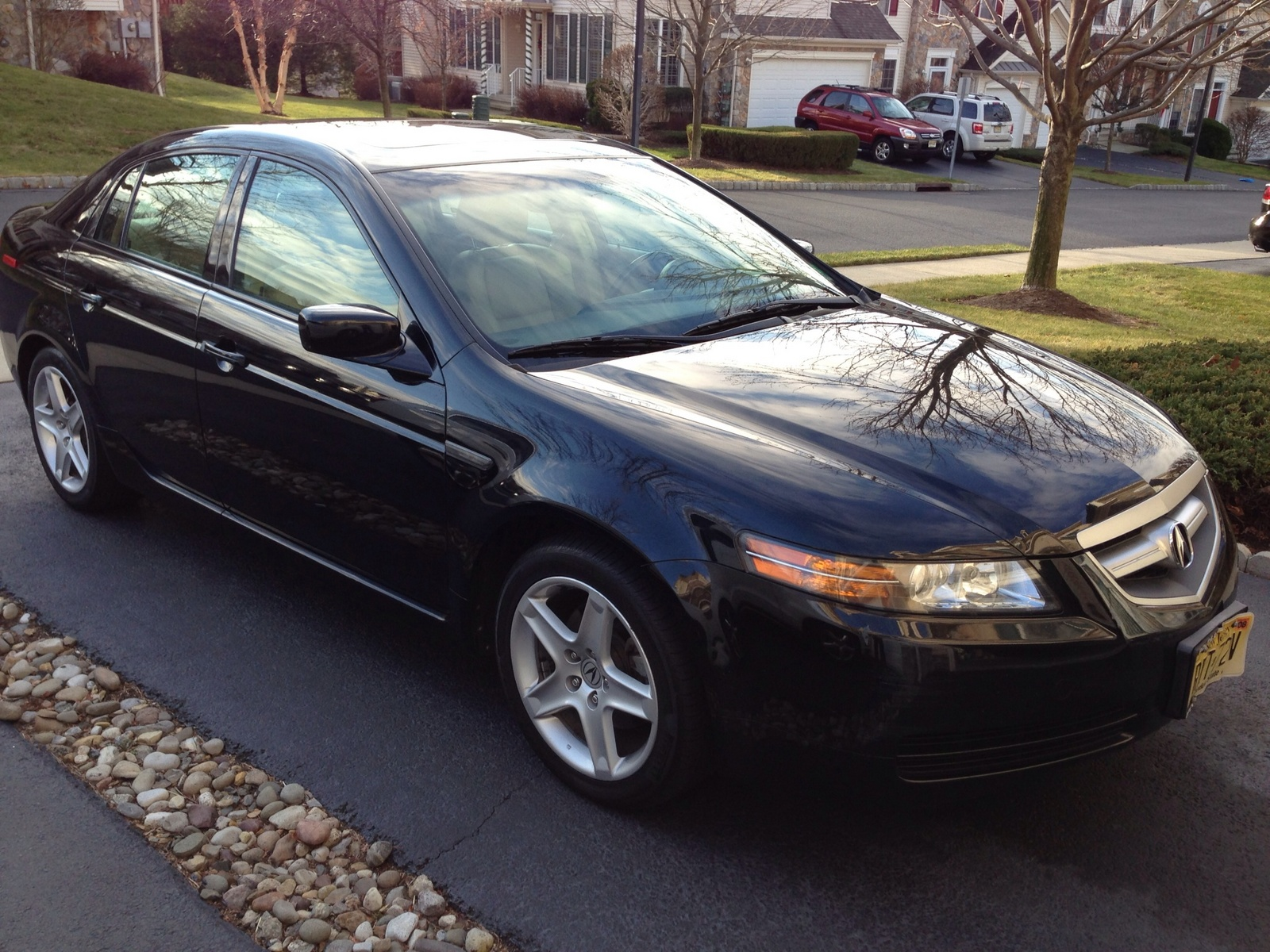 Acura Tl Spd At W Navigation Pic