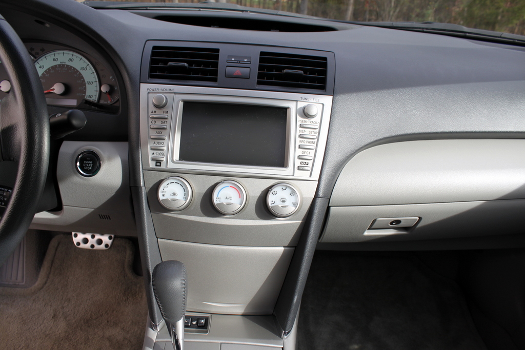 Toyota Camry 2011 Se Interior The Image Kid Has It
