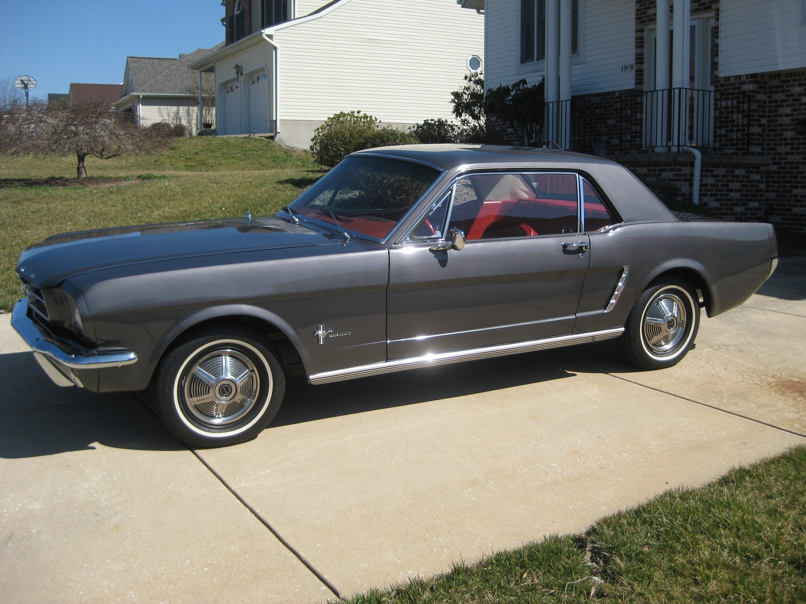 1964 Ford Mustang Exterior Pictures Cargurus