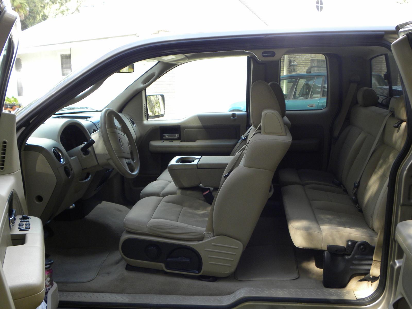 2004 ford f150 custom interior. Black Bedroom Furniture Sets. Home Design Ideas