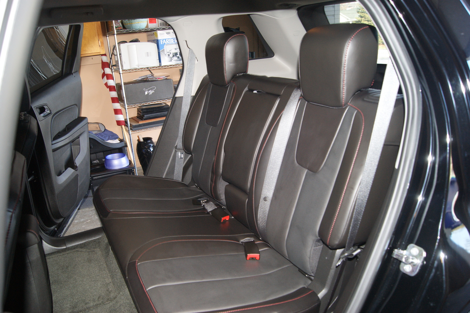 gmc terrain used with 3rd row autos post. Black Bedroom Furniture Sets. Home Design Ideas