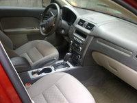 Picture of 2010 Ford Fusion SE, interior
