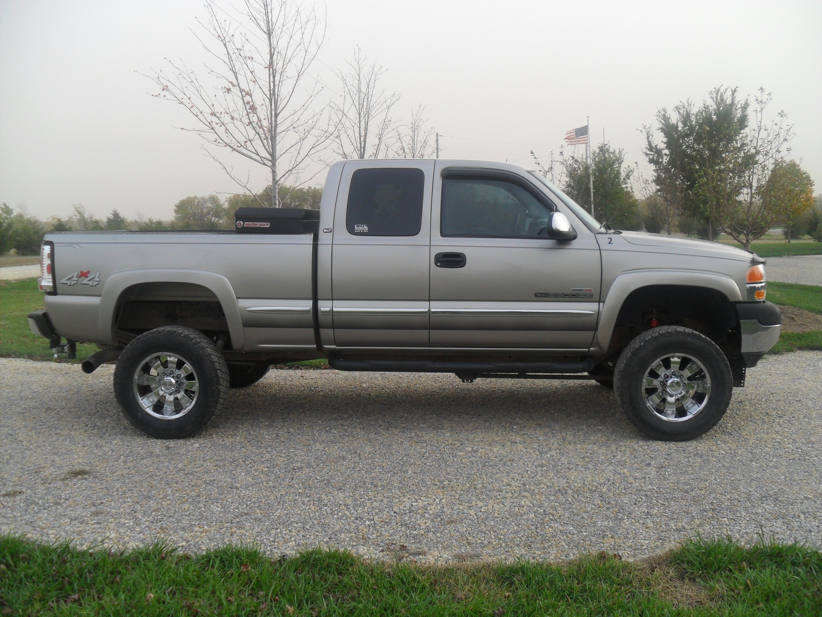 Picture of 2002 GMC Sierra 2500HD 4 Dr SLT 4WD Extended Cab SB HD