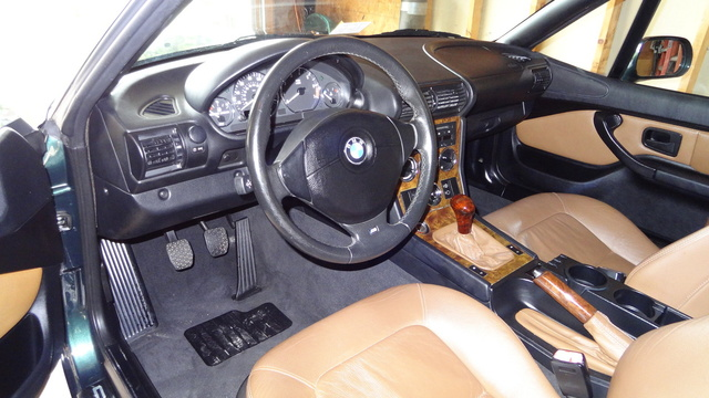 2000 BMW Z3 - Interior Pictures - CarGurus