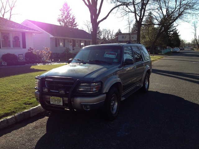 Picture of 1999 Ford Explorer 4 Dr Eddie Bauer AWD SUV, exterior