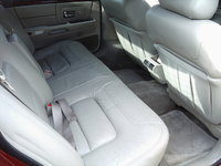 Picture of 1999 Cadillac DeVille Base Sedan, interior