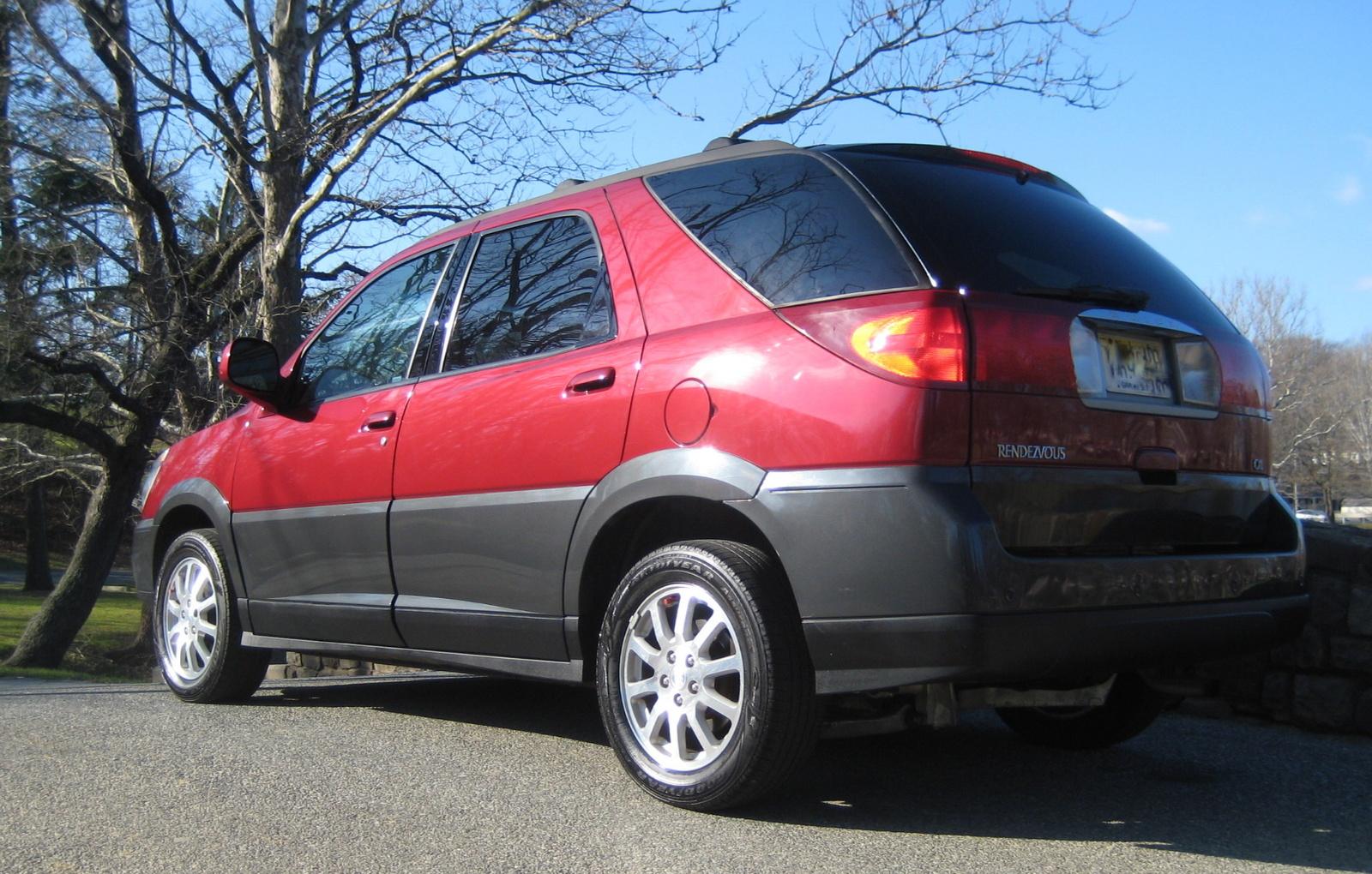 2005 Buick Rendezvous Pictures Cargurus