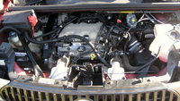 Picture of 2005 Buick Rendezvous CXL, engine