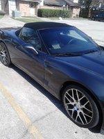 Picture of 2009 Chevrolet Corvette Convertible 4LT, exterior