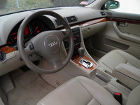 Picture of 2002 Audi A4 4 Dr 3.0 quattro AWD Sedan, interior