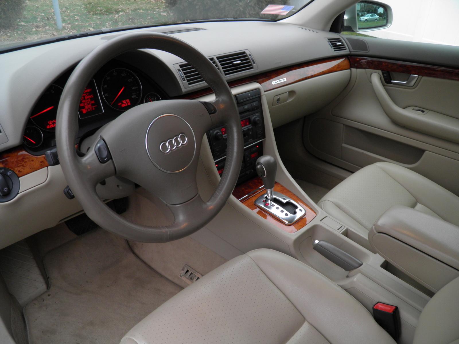 2002 Audi A4 Pictures Cargurus