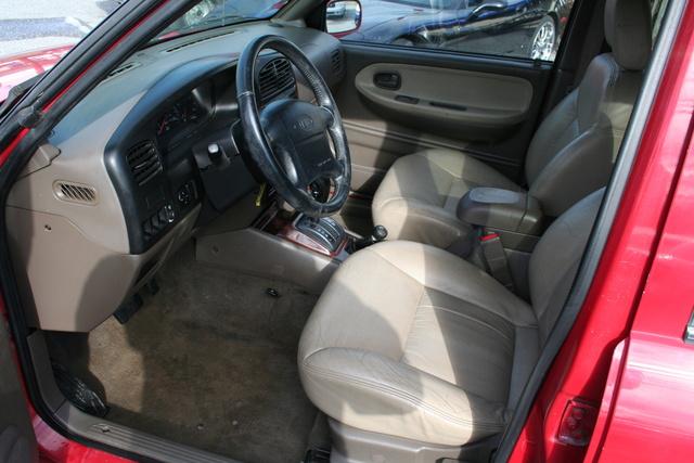 2000 Kia Sportage - Interior Pictures - CarGurus