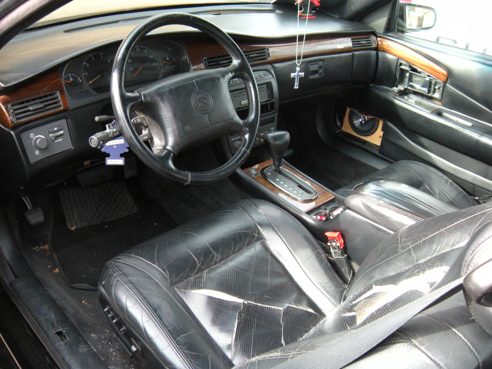 Cadillac Eldorado Touring Coupe Pic
