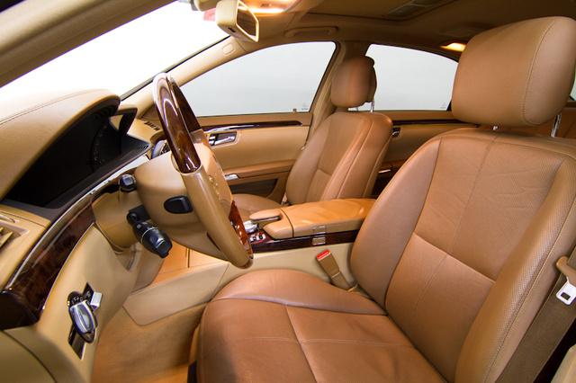 2007 Mercedes-Benz S-Class - Interior Pictures - CarGurus