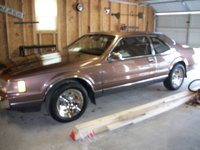 Picture of 1988 Lincoln Mark VII LSC, exterior