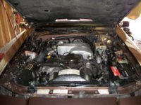Picture of 1988 Lincoln Mark VII LSC, engine