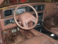 Picture of 1988 Lincoln Mark VII LSC, interior