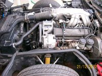 1985 Chevrolet Corvette Coupe, Picture of 1985 Chevrolet Corvette Base, engine