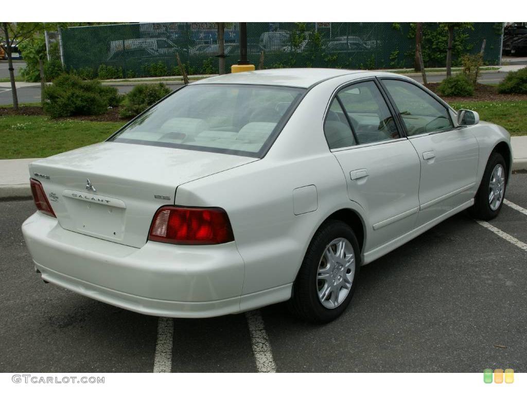 2002 Mitsubishi Galant Pictures Cargurus