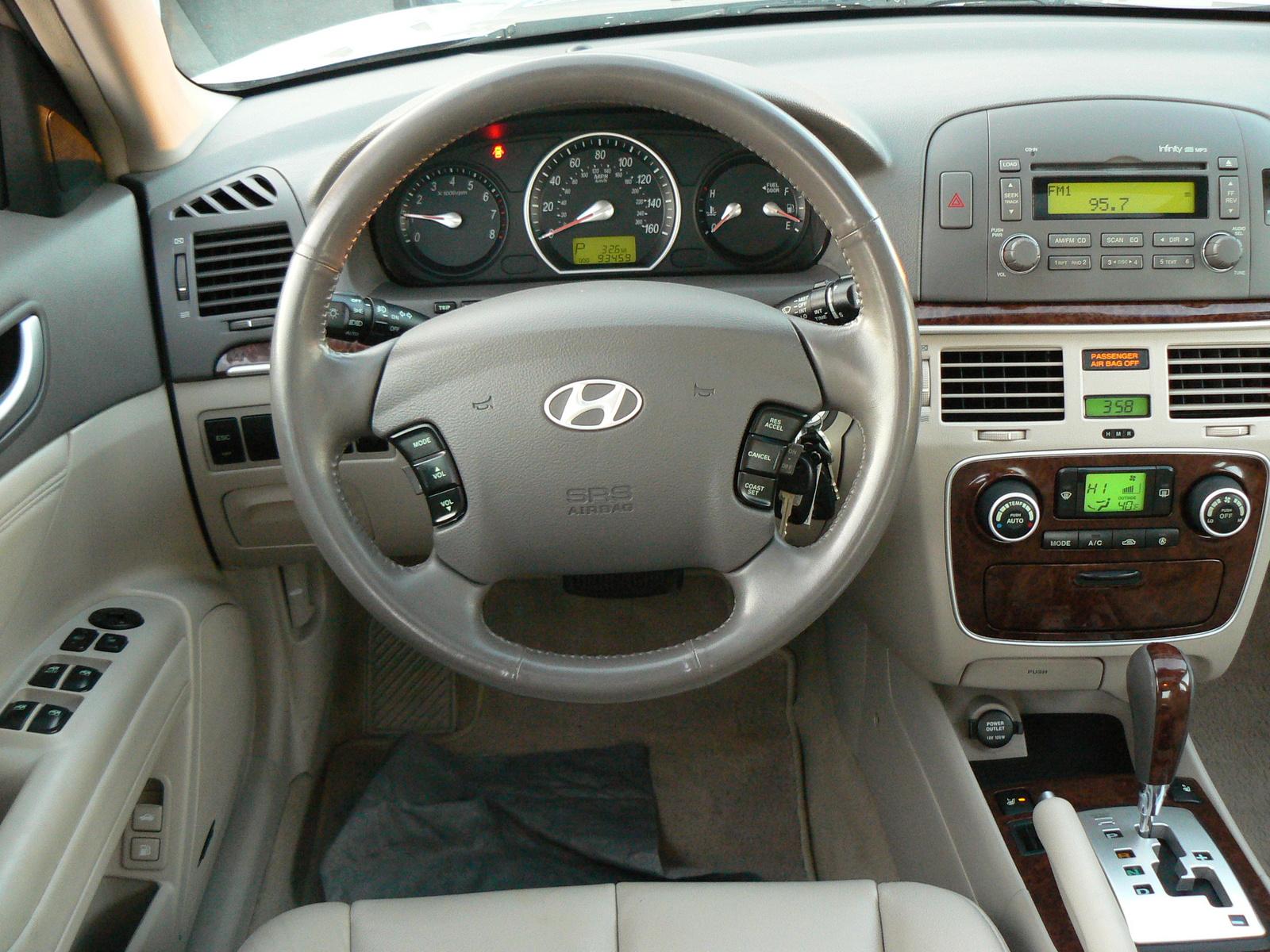 2007 Hyundai Sonata Pictures Cargurus